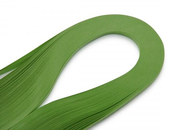 Quilling Papierstreifen Grün 120 Stück 390mm lang 3mm breit
