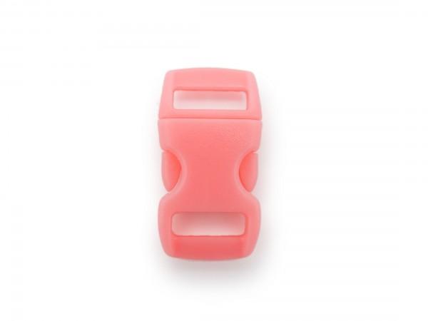 Click Clip Verschluss Pink Schnalle Steckverschluss für Paraco. Rucksack Gürtel