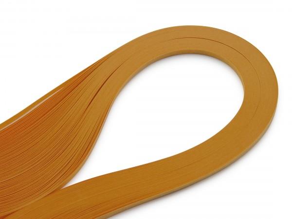 Quilling Papierstreifen Hellorange 120 Stück 390mm lang 3mm breit
