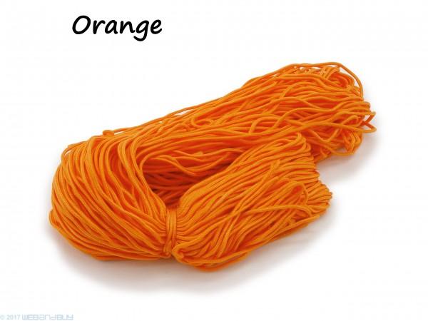 Paraco. Orange Fallschirmleine Fallschirmschnur 2mm dick