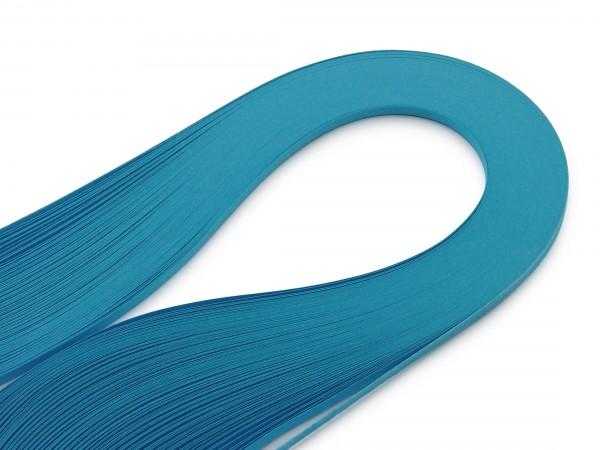 Quilling Papierstreifen Himmelblau 120 Stück 390mm lang 3mm breit