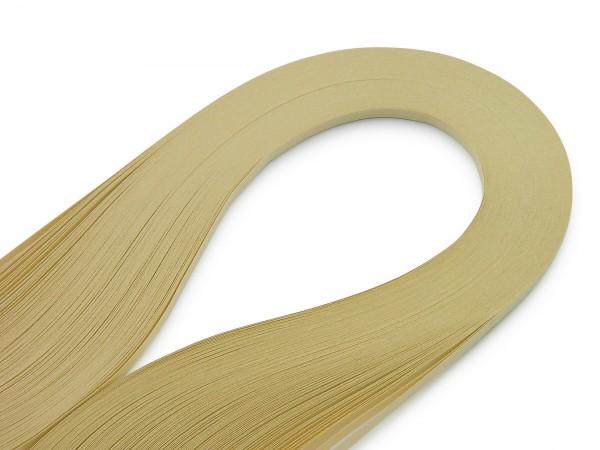 Quilling Papierstreifen Elfenbein 120 Stück 390mm lang 3mm breit