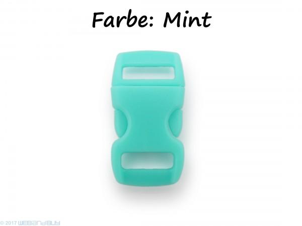 Click Clip Verschluss Mint Schnalle Steckverschluss für Paraco. Rucksack Gürtel