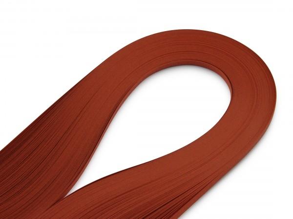 Quilling Papierstreifen Rot 120 Stück 390mm lang 3mm breit