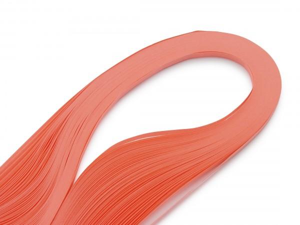 Quilling Papierstreifen helles Pink 120 Stück 390mm lang 3mm breit