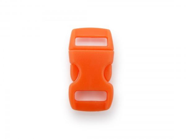 Click Clip Verschluss Orange Schnalle Steckverschluss für Paraco. Rucksack Gürtel
