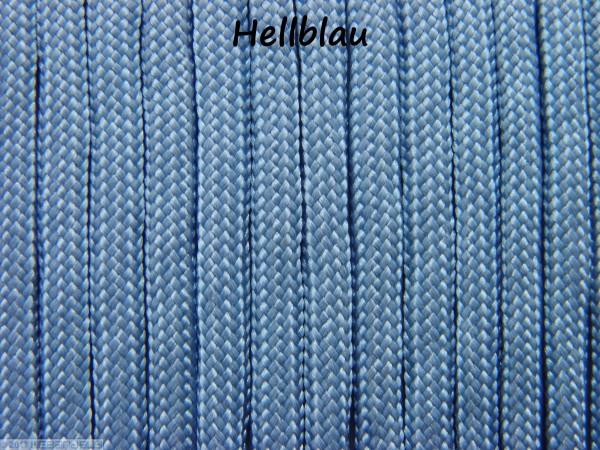 Paraco. Hellblau Fallschirmleine Fallschirmschnur 4mm dick