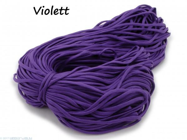 Paraco. Violett Fallschirmleine Fallschirmschnur 4mm dick