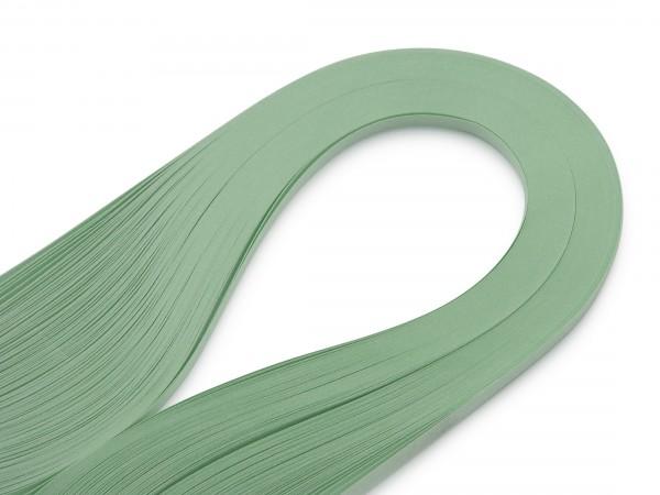 Quilling Papierstreifen Lichtgrün 120 Stück 390mm lang 3mm breit